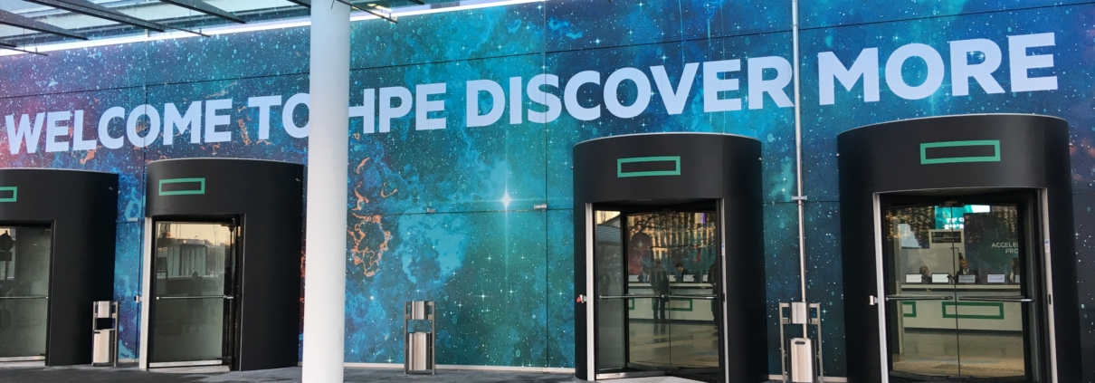 HPE Discover More Munich 2019